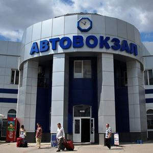 Автовокзалы Петровского