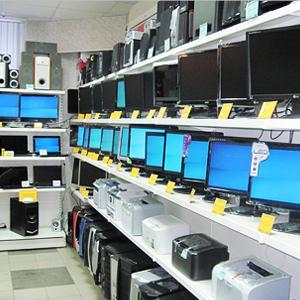 Компьютерные магазины Петровского