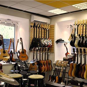 Музыкальные магазины Петровского