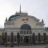 Железнодорожные вокзалы в Петровском