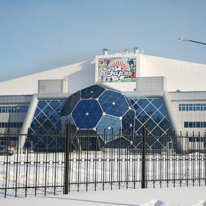 Спортивные комплексы Петровского
